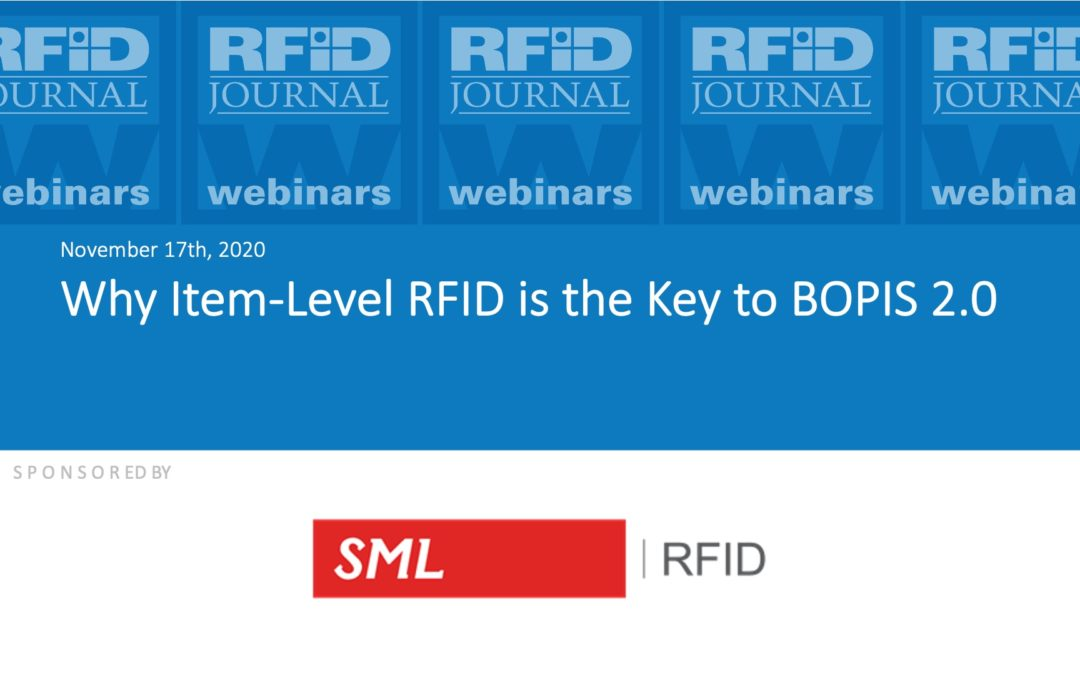 Why Item-Level RFID Is the Key To BOPIS 2.0