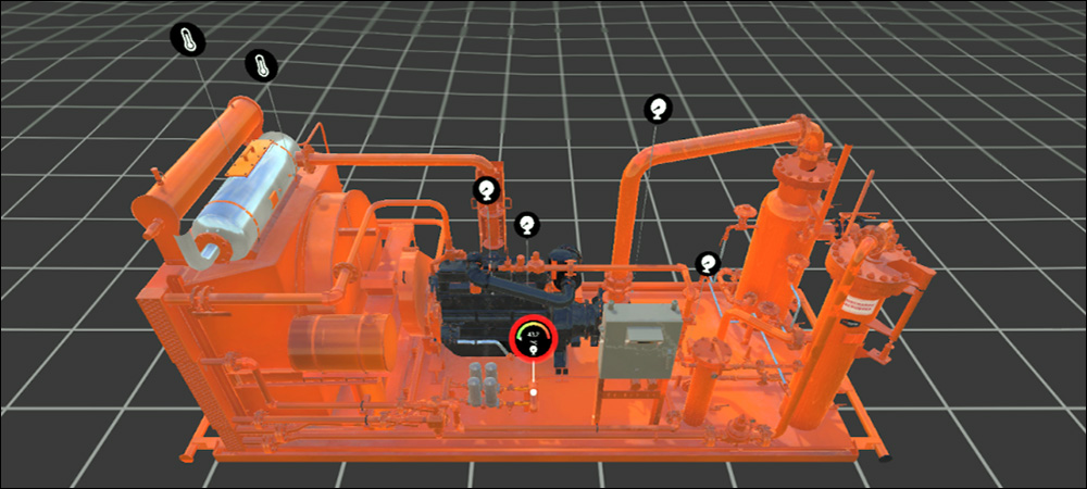 IoT Digital Twins Are 3D for Oil and Gas Companies