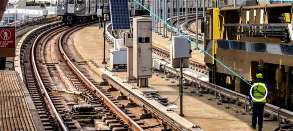 UWB Rail-Guidance System to Go Global with UWB Alliance Consulting Service