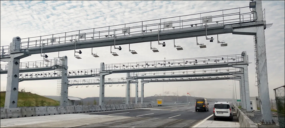Passive UHF RFID Readers Manage High-Speed Tolling in Turkey