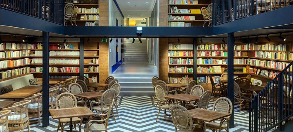 RFID Turns the Page for Immersive Bookstore Experience
