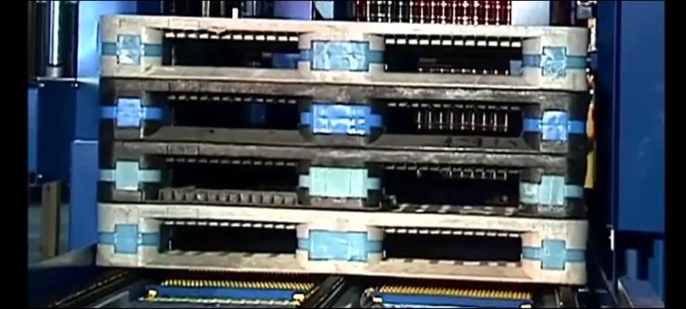 Aluminum Container Companies Testing IIoT Palletizer System