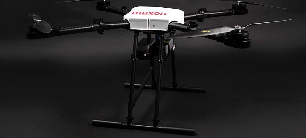 Auterion, Maxon Partner on Drones for Enterprise, Government Use