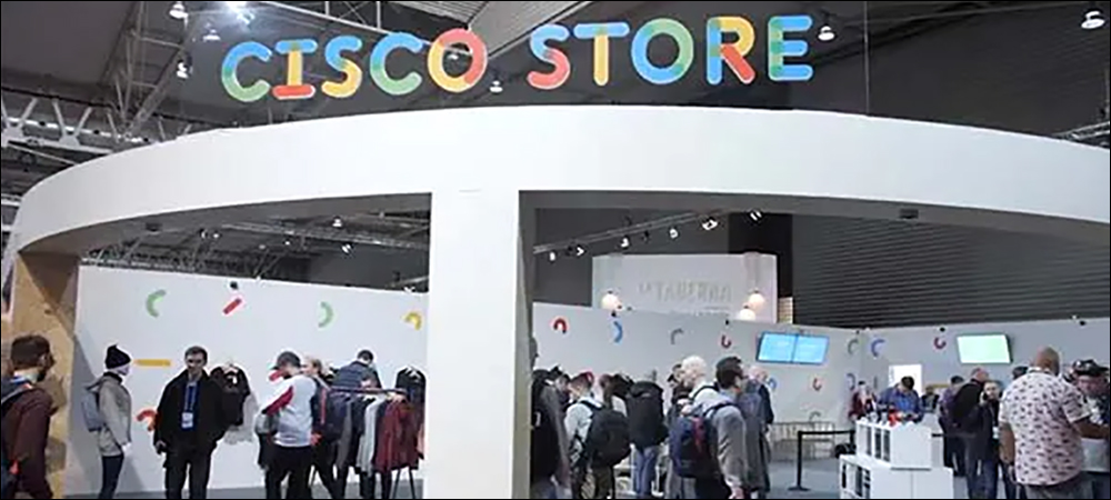 Cisco Stores Showcase RFID for the Future of Retail