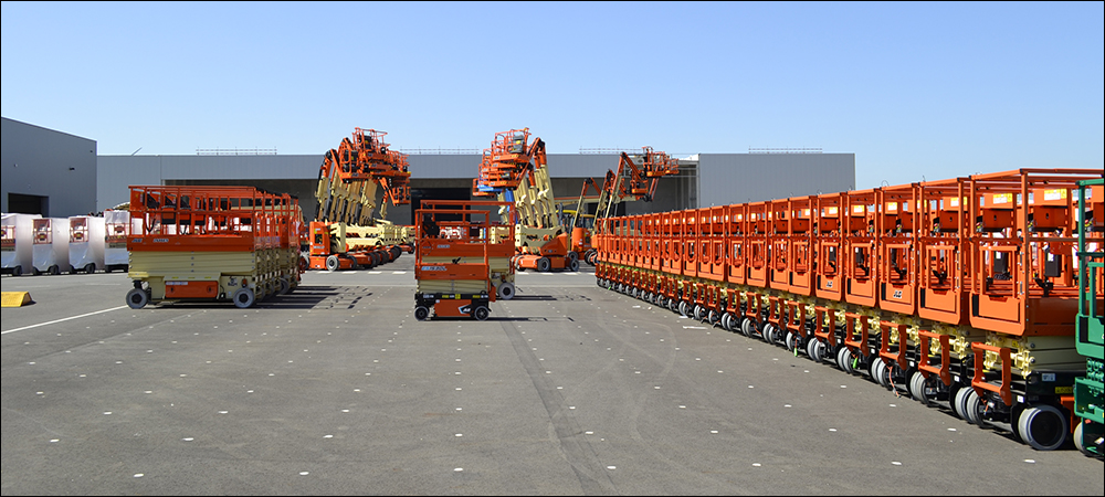 Aertssen Tracks Heavy Equipment Transport via RFID