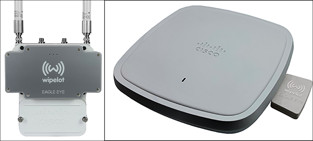 Cisco Teams With Wipelot to Offer Wi-Fi, UWB RFID in a Single Access Point