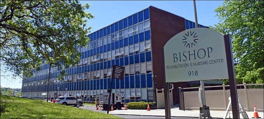 Nursing Facility Monitors Vitals via BLE, IoT