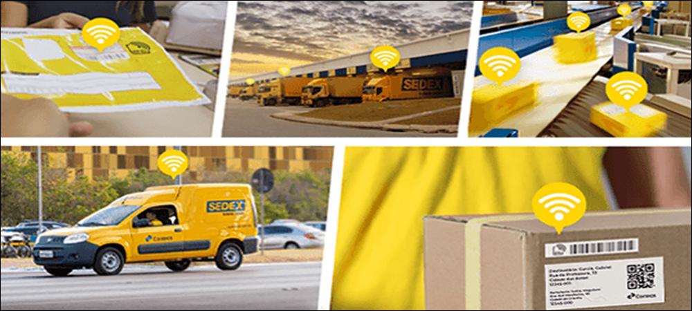 Postal Agency Tracks Packages via RFID