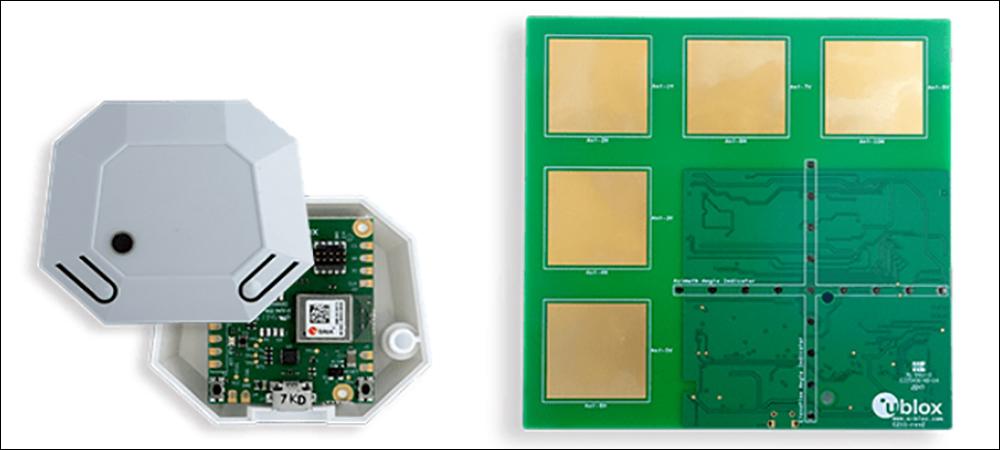 BLE 5.1 Developer Kits Find Indoor Positions