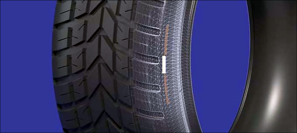 Embedded Tire Tag Provides High Performance, Durability
