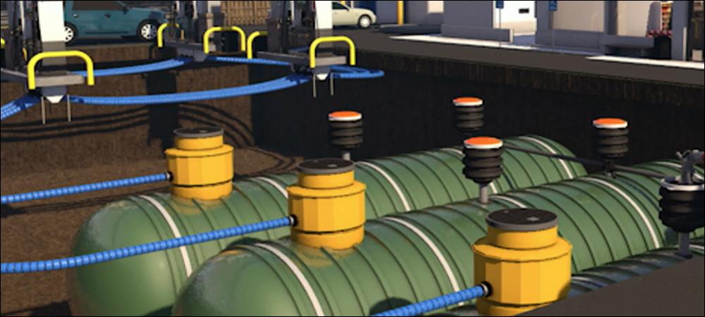 RFID Raises Efficiency for Underground Tank Inspections